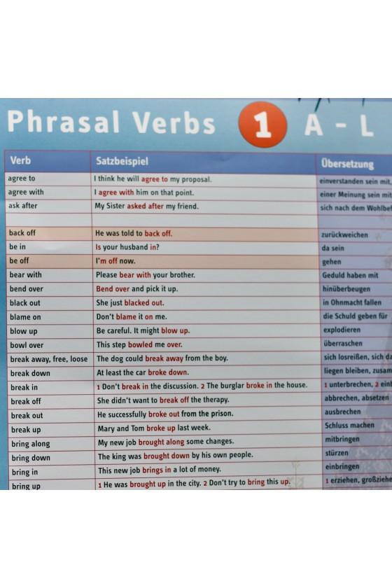 English Phrasal Verbs: A-L